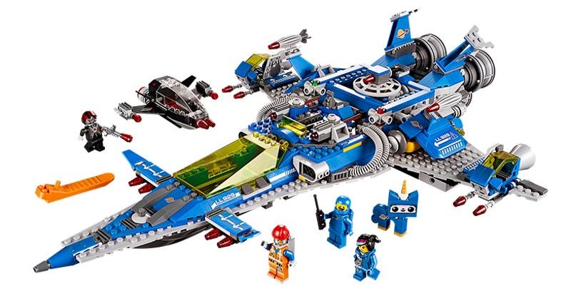 La innovación en LEGO